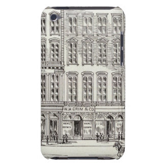 Montgomery East side Sutter and Bush Case-Mate iPod Touch Case