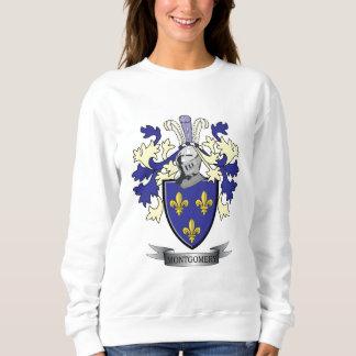 Montgomery Family Crest Coat of Arms Sweatshirt