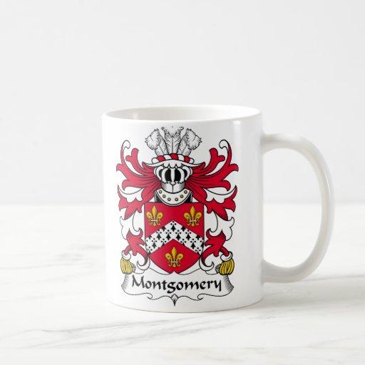 Montgomery Family Crest Mug