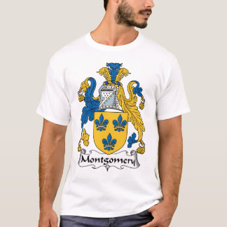 Montgomery Family Crest T-Shirt