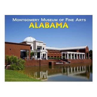 Montgomery Museum of Fine Arts Postcard
