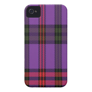 Montgomery Scottish Tartan iPhone4 case