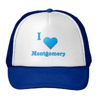 Montgomery -- Sky Blue Trucker Hat