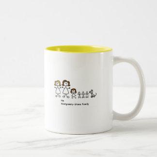 Montgomery-Stone Family Mug