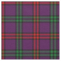 Montgomery Tartan Print Fabric