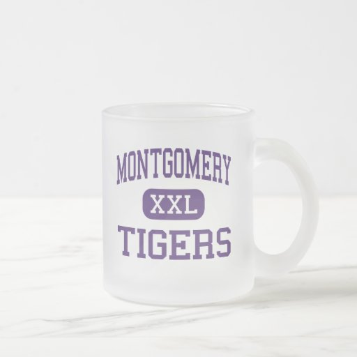 Montgomery - Tigers - High - Montgomery Louisiana Coffee Mug