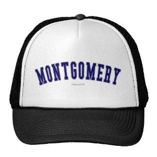 Montgomery Trucker Hat