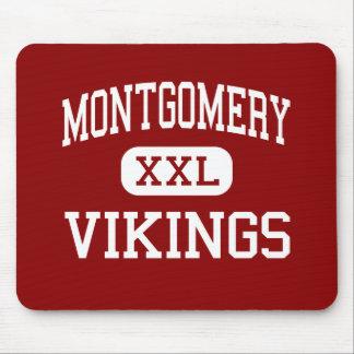 Montgomery - Vikings - High - Santa Rosa Mouse Mat
