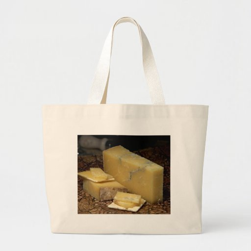 Montgomerys Cheddar Cheese Jumbo Tote Bag