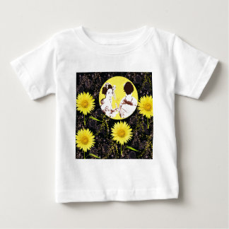 Month and Muko mallow and dance 妓 2 Baby T-Shirt