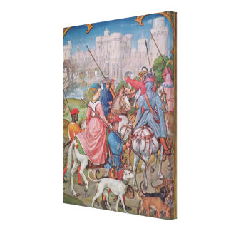 Month of August Gallery Wrap Canvas