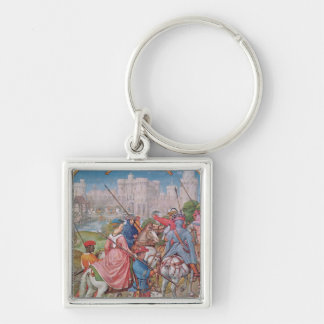 Month of August Key Chains