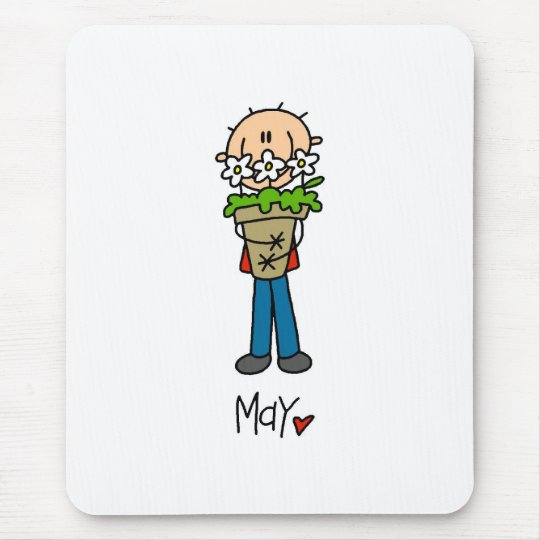 Month of May Mouse Pad