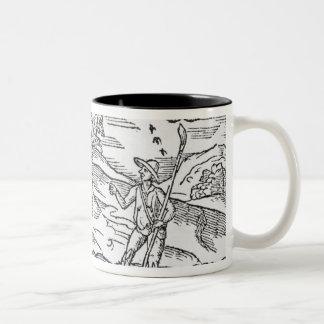 Month of September 'The Shepheardes Calender' Coffee Mugs