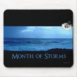 Month of Storms - April - Anari Mouse Mats