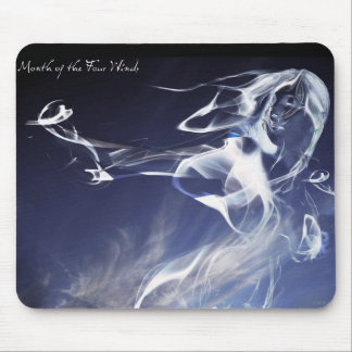 Month of the Four Winds - August - Alyasne Mouse Pad