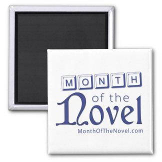 Month of the Novel Season 1 Magnet