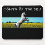 Month of the Sun - June - Varick Mouse Mat