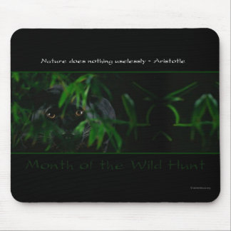 Month of the Wild Hunt Mousepad