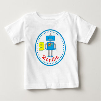 Monthly Baby Shirt for taking Baby Pictures