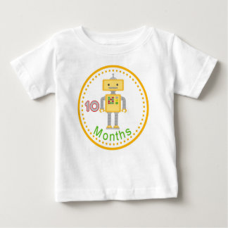 Monthly Baby Shirt for taking Baby Pictures 10 mon