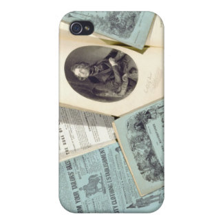 Monthly Issues of 'The Life and Adventures of Nich iPhone 4/4S Case