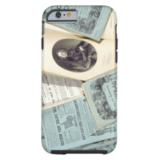 Monthly Issues of 'The Life and Adventures of Nich Tough iPhone 6 Case