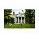 Monticello, Charlottesville, Virginia Postal