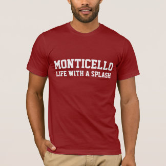Monticello Indiana T-Shirt