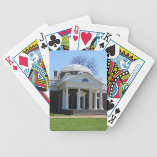 Monticello Playing Cards