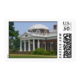 Monticello Postage