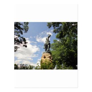 Monticello Thomas Jefferson's Dream Post Cards