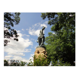 Monticello Thomas Jefferson's Dream Postcard