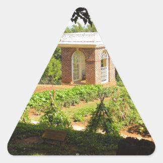 Monticello View Sticker