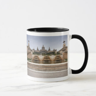 Montjuc Fortress Mug