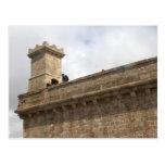 Montjuic Castle, Barcelona Post Card