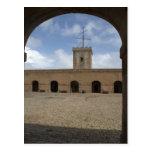 Montjuic Castle, Barcelona Post Cards