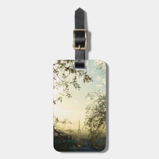 Montmartre 2 luggage tag