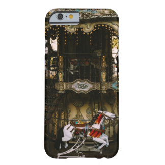 Montmartre Carousel, Paris Travel Photograph Barely There iPhone 6 Case