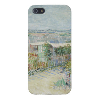 Montmartre Cover For iPhone SE/5/5s