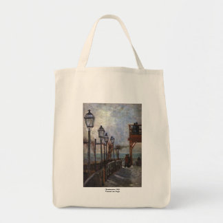 Montmartre de Vincent van Gogh Bolsa