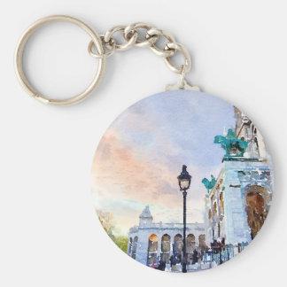 Montmartre Key Chains