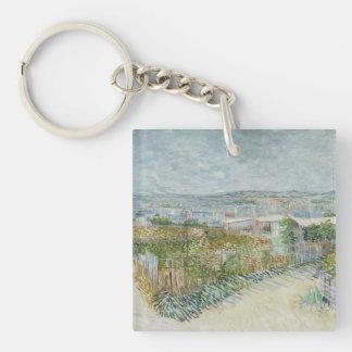 Montmartre Keychain