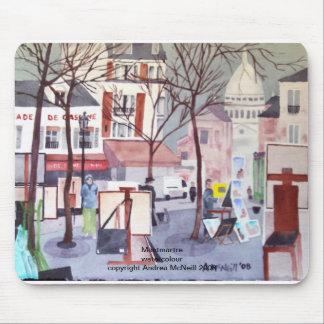 Montmartre mousemat mouse pad