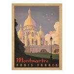 Montmartre - París, Francia Postales