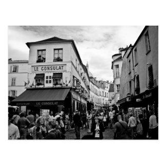 Montmartre, Paris Post Cards