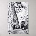 Montmartre Posters
