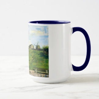 Montmartre Quarry Windmills Vincent Van Gogh Mug