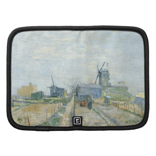 Montmartre: windmills and allotments organizer