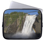Montmorency Falls near Quebec City. Computer Sleeve